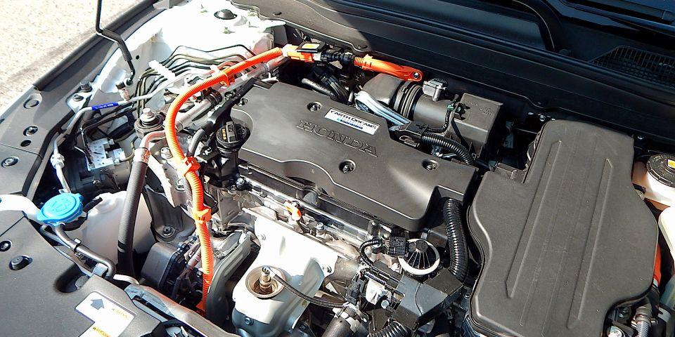Honda Accord Engine 2018